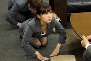 恵比寿マスカッツ 小島みなみ 土下座とカラダで解決するクレーム処理会社の女社長