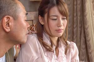 本田莉子 弟の前で鬼畜な叔父に無理やり犯される巨乳美女
