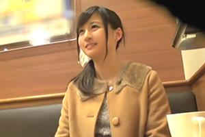 MM号でアイドル級に可愛い現役女子大生を真正中出しAVデビューの画像です