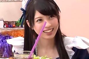 接客中に顔を紅潮させながら感じまくるバイト娘12〜回転寿司、鰻屋、日焼けサロン、メイドカフェ〜の画像です