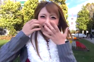 北海道ガチンコ逆ナンパ 桜井あゆの画像です