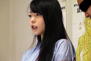 【盗撮】童顔美少女のか細いカラダを弄ぶロリコン整体師