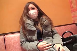 渋谷のアパレル店員とハメ撮りの画像です