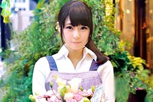 穂波ひなこ 花屋の看板娘がAV出演。関西弁がマジ可愛いわ…