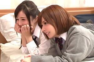 クラスの女子生徒が勝手にAV鑑賞の画像です