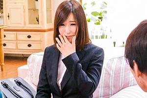 瀬田奏恵 ドタキャン女優に代わり急遽マネージャーがAVデビュー!の画像です