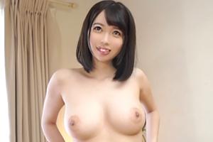 新人 斉藤みゆ AVデビュー!着エロ出身グラドルの見事なGカップおっぱい