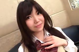 【素人】一目で惚れた…現役女子校生の円光のレベル高すぎ!の画像です