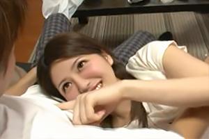 【茜あずさ】親友の前でほろ酔いの激カワ彼女を寝取る!の画像です
