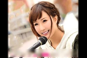 代表曲「接着剤」福岡の女性シンガーがAVデビューwww