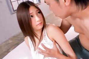 香澄はるか 美巨乳美少女が痙攣するまでイキまくる大絶頂SEXがたまらなくエロい