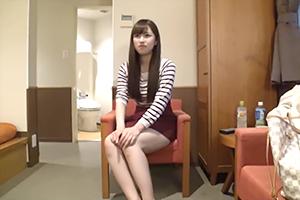 【素人上野】成人したばかりの女の子をホテルに連れこんで。