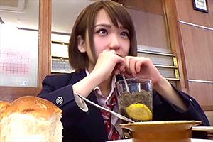 【椎名そら】ショートカットの激カワ女子校生が円光する時代・・・