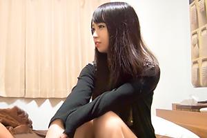 【ナンパTV】なるみ 20歳。奥まで突っ込んだらイッちゃった敏感な清楚系美少女