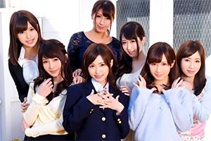七女可愛すぎだろ… 最強美人7姉妹と同棲したったwww