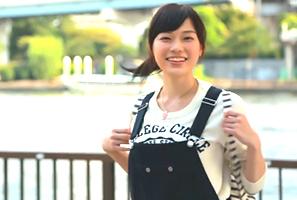 島育ちの純朴な巨乳少女が東京でスカウトされAV出演してしまう事案が発生