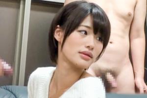 緒奈もえ お嬢様大学の清楚な18歳現役女子大生の初撮りが可愛い。