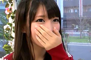 【マジックミラー号】女子大生がデカチンに唖然とする中、強引にねじ込む!