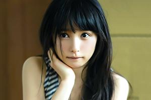桜井日奈子の美肌グラビアの画像です