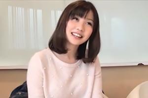 現役看護師  白井友香 が マジックミラー号 でAVデビューwww