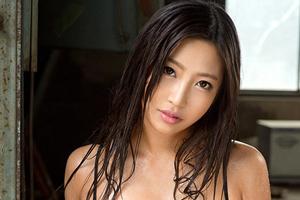 水稀みり 結構なスレンダー美女が汗だく汁だくの濃密性交を繰り広げる!の画像です