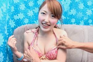 ガチナンパ!真夏の湘南ド素人さんビキニギャル大量ゲット大作戦 5の画像です