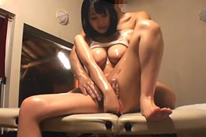 【篠田ゆう】Gカップの爆乳人妻がマッサージ師にチンコ突っ込まれ中出しされる