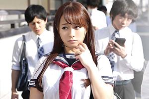 白石茉莉奈 29才の女子校生の画像です