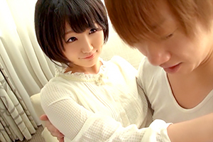 【S-Cute】Moka #1。カワイ過ぎる…童顔美少女の健気なセックス!