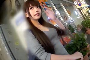 【広瀬うみ】美少女JDが中出しOKのハメ撮りアルバイトに応募してくる神時代