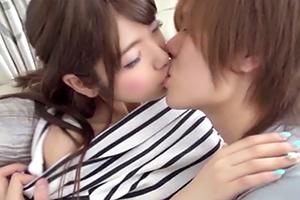 【S-Cute Mai】川奈まい。敏感でお茶目な美少女のラブラブエッチ