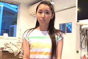 【素人ナンパ】元カレに仕込まれたテクが凄い美少女サーフショップ店員