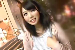 【素人ナンパ】押しに弱いMっ娘美少女をホテルに連れ込む!