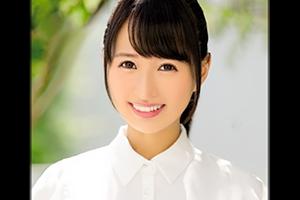 千早希(ちはやのぞみ) 笑顔ニコニコ。正統派の黒髪お嬢様がAVデビュー!