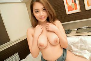 【ナンパTV】ありさ 20歳。渋谷のCLUBでエロい乳したFカップギャルをGET!の画像です