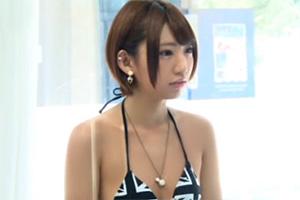 【マジックミラー号】10代水着美女に性感マッサージ→4回イッて失禁w