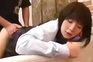 【円光】電話しながら犯される変態プレイにハマった女子校生・・・の画像です