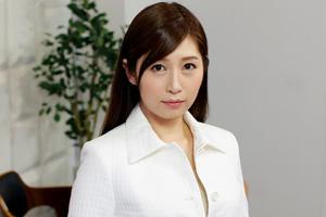佐々木あき 美人アナウンサーに本物ザーメンをたっぷり膣内射精!