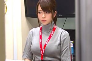 SOD女子社員 社内一の巨乳が母性が強すぎて童貞筆下ろし!