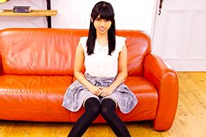 悠月アイシャ 18歳の南国ハーフ美少女がAVデビュー!日本人離れのFカップとプリケツ凄げぇー