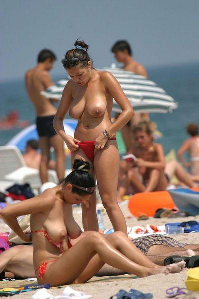 ヌーディストビーチ 画像その9