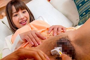 桃乃木かな 剛毛女優が初の剃毛!至極のパイパンフェチセックスがたまらないw