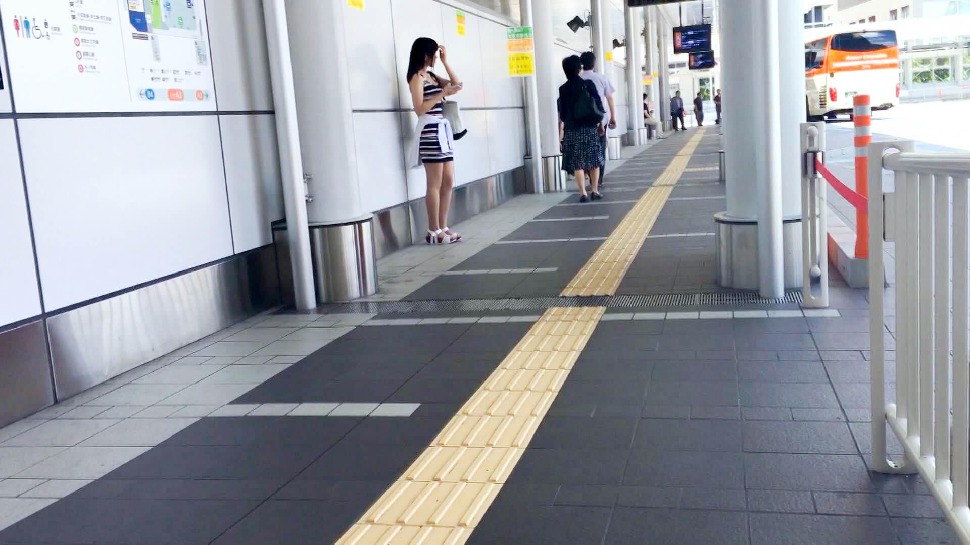 バスターミナルナンパ 08 from 静岡 チームH