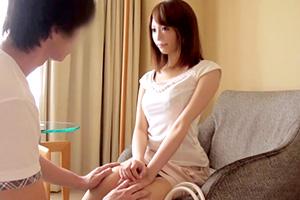 【俺の素人】ゆり 22歳。買い物帰りの人妻をナンパしてホテルへ連れ込む!