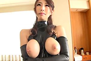 ボンデージガール 超絶Iカップ痙攣SEX 篠田あゆみの画像です