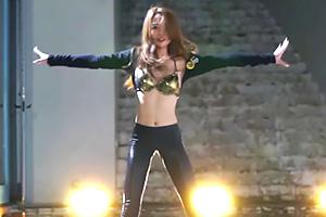 速水ライリ 圧巻のダンス!E-girls加入目前まで行ったプロダンサーがAVデビュー!