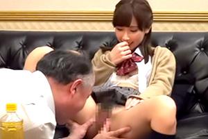 小島みなみ クラスで一番可愛いS級美少女がおじさんと円光セックス