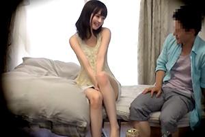 チャットアプリでナンパして仲良くなった女子大生とセックスの画像です