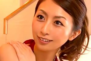 青木玲 心優しいスレンダー熟女が性のお悩み解決!