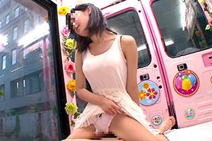 【マジックミラー便】お嬢様女子大生が素股で淫らな腰使い!ギャップがエロいわ…